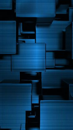 Blue Wallpapers, Phone Wallpapers, Smartphone, Cellphone Wallpaper, Phone Backgrounds, Walls, Digital, Metal, Black