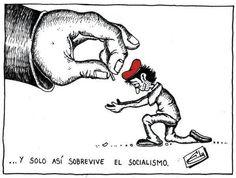 VALENCIA LA TRISTE REALIDAD DE EL SOCIALISMO QUE PREGONAN EN VENEZUELA.