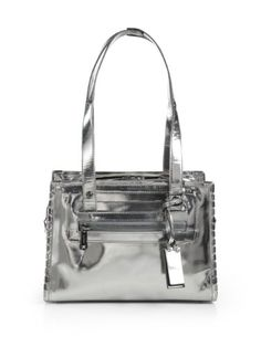 Gryson Theodora Studded Metallic Leather Shoulder Bag (Silver) by Gryson Take for me to see Gryson Theodora Studded Metallic Leather Shoulder Bag (Silver) Review You are able to obtain any products and Gryson Theodora Studded Metallic Leather Shoulder Bag (Silver) at the Best Price Online with Secure Transaction . We would be the simply website …