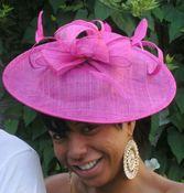 Paris Hats, in Portobello Road market under the Westway on Fridays
