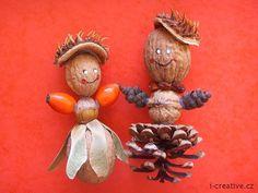 podzimní skřítci