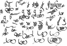 Cadel flourishing and lettering. - The Fountain Pen Network