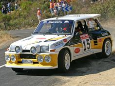 Renault 5 Turbo/Maxi