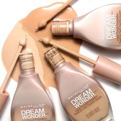 Brand: Maybelline  Type: Dream Wonder Liquid Touch Foundation