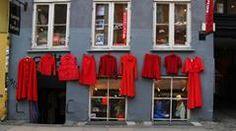 A funky vintage shop in the heart of Copenhagen. Stock photos of Copenhagen, Denmark. Stock Photos from Zakkamedia of Copenhagen