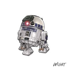 19-26 personajes de Star Wars dibujados estilo Manga SD