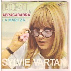 YLVIE VARTAN - Abracadabra / La Maritza