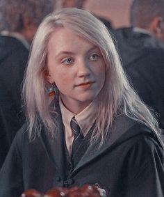 Harry James Potter, Harry Potter Goblet, Harry Potter Girl, Harry Potter Icons, Harry Potter Aesthetic, Harry Potter Cast, Harry Potter Characters, Hogwarts, Luna Lovegood