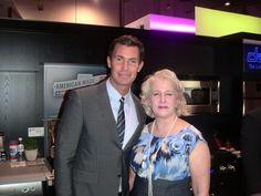 Barbara Segal with Jeff Lewis