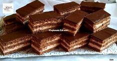 Érdekel a receptje? Kattints a képre! Cake Cookies, Nutella, Side Dishes, Dessert Recipes, Food And Drink, Cooking Recipes, Sweets, Candy, Snacks