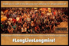 #LongLiveLongmire