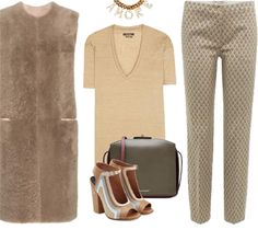 Neutral Style on Set That -