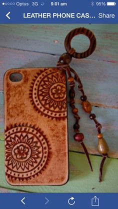 Mahiya iPhone cover
