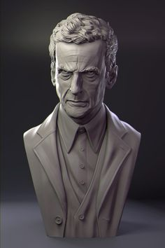 Doctor Who 2014, James W Cain on ArtStation at http://www.artstation.com/artwork/doctor-who-2014