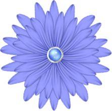 Flower Crafts, Flower Art, Flower Clipart, Handmade Flowers, Medium Art, Card Templates, Vintage Flowers, Cute Wallpapers, Flower Designs
