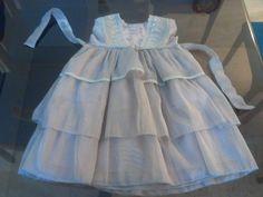 pale cream dress