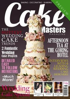 American cake decorating july august 2015