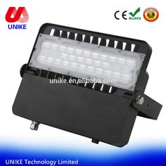 UNK-FL120D 120w ultra thin Shenzhen led lighting 5 years warranty Meanwell driver LED flood light