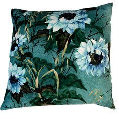 Like an underwater flower garden.  http://indigoandrose.co.uk/