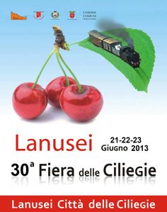30th CHERRIES FESTIVAL – LANUSEI – JUNE 21 TO 23