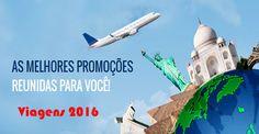 Saldão de passagens CVC para 2016 #cvc #passagens #promoção #2016 #viagem