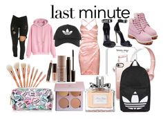"""""""Last Minute"""" by cxjojo ❤ liked on Polyvore featuring Beats by Dr. Dre, Casetify, Topshop, Christian Dior, Laura Mercier, Dsquared2 and Timberland"""