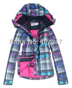 Molo Zebra Print Pearson Ski Jacket | AlexandAlexa | Jackets