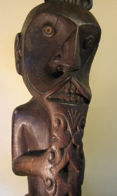 nice Nias Leti Ancester Figure Wood Indonesian Tribal Art Statue Check more at http://harmonisproduction.com/nias-leti-ancester-figure-wood-indonesian-tribal-art-statue/