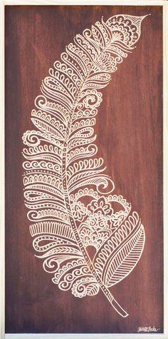 Carved Feather – Optional Carved Word Included 43 Insanely Cute Interior Design That Will Make Your Home Look Great – Carved Feather – Optional Carved Word Included Source