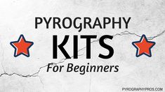 Pyrography Kits For Beginners  Starting out a hobby can be a bit daunting as youre trying to figure out what to buy and the total amount youre spending keeps climbing steadily higher. Dont be overwhelmed; it may seem complicated at first but it just takes a little time and youll be away!  Having a clear idea of what youll need to start doing pyrography will definitely help as will understanding what to spend more money on in order to get more use of it.  Where Do I Start?  To get yourself…