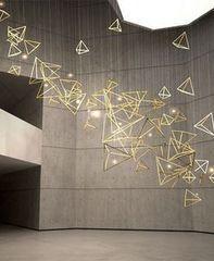 帝美斯米兰大师设计个性现代样板房售楼处,设计师喜欢的<span class=H>吊灯</span>