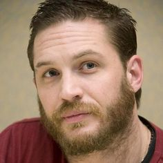 Tom Hardy ... Bearded and bellissimo <3