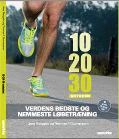 Ny bog fra Samvirke: Lær at løbe efter 10-20-30 metoden | Samvirke.dk