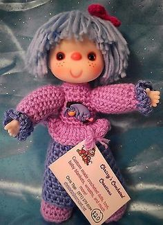 Adorable-10-Hand-Crocheted-Doll-Lil-Blue-Eeyore-themed