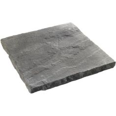 Bradstone Rustic Riven Grey Reconstituted Stone Paving Stone 0.20m²: Image 1