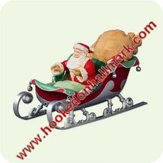 2005 Santas Midnight Ride, Dash Away