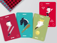 Cards by Martin Laksman