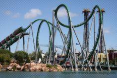 Universal Studios Orlando The Hulk