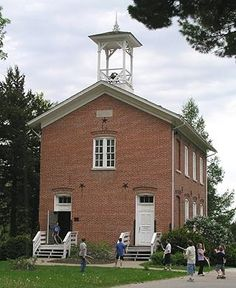 1876 Coralville SchoolHouse, Coralville, IA #coralville #schoolhouse #historic