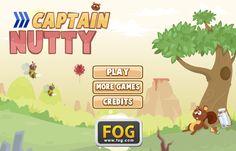 Ayuda a esta Ardilla llamada el Capitán Nutty donde su misión es acumular todas las bellotas que encuentre en el cielo volando con su propulsor, evita los globos explosivos y globos con espinas que te aran derribar, podrás encontrar bonus y ganar el juego.