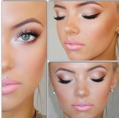 Possible wedding day make up (eyes)