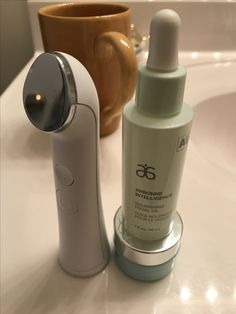 Erase wrinkles w/ botanically based product & the new genius ultra wand. It works! www.terratreece.arbonne.com