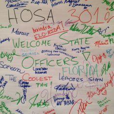 HOSA Impact back stage   HOSA - Future Health ...