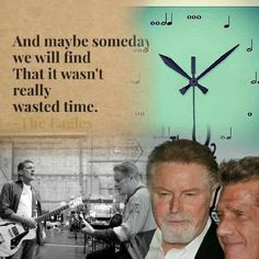 Wasted Time - Eagles