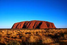 Amazing Uluru-Kata Tjuta National Park in Australia.