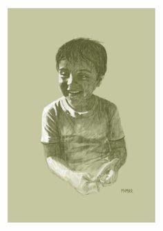 Un retrato que hice por encargo
