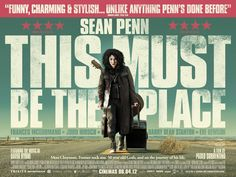 This must be the place : poster : sean penn
