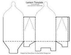 Ramadan lantern craft download fanoos template gif file for Chinese lantern template printables