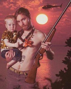 9 Amazing Redneck Family Portraits
