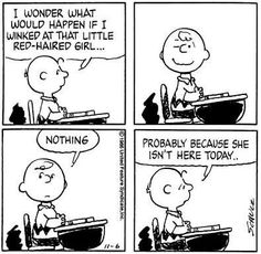 Poor old Charlie Brown